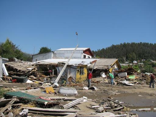 Terremoto en Dichato