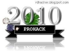 Prohack wishes You a Very Happy New Year 2010 !!!