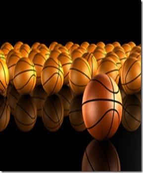 basketball-numerous