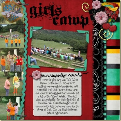 2010 Girls camp 5