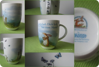 Collage Tasse Christopher