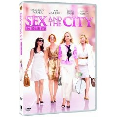 dvd sex & the city