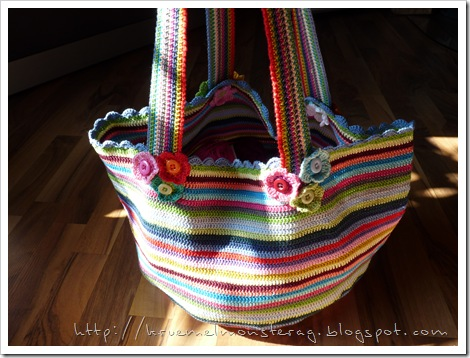 Crochet Bag like Attic24