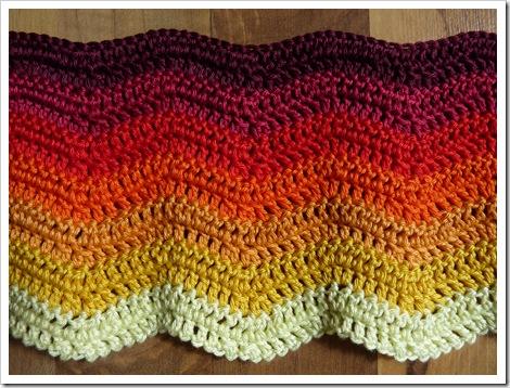 Ripple Blanket 001