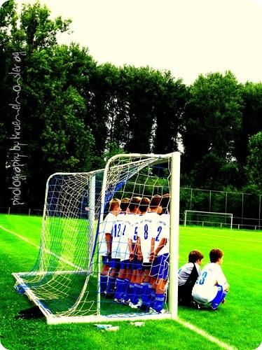 Jubiläumsspiel gegen Eintracht Frankfurt
