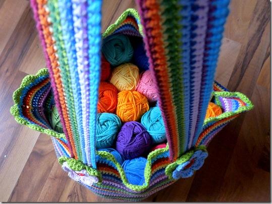 Crochet Bag - die Zweite