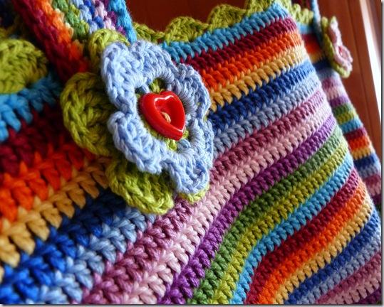 Crochet Bag - die Zweite (3)