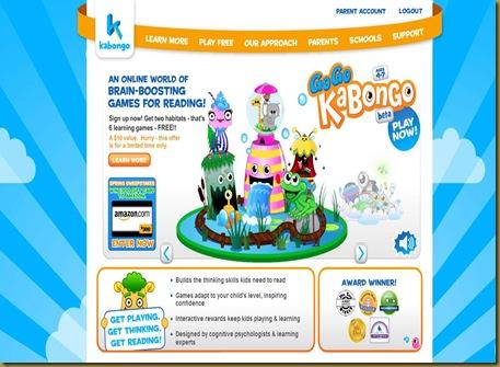 kabongo home page