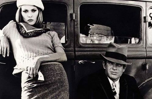 bonnie and clyde- 1967