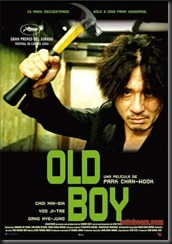 Oldboy movie poster 4