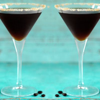 Gingerbread And Espresso Martini