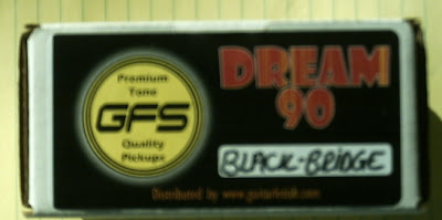 Other GFS Dream 90 bridge pickup in black