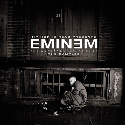 Eminem - The Marshall Mathers LP (Booklet) CD Front cover