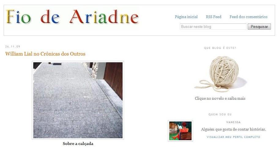 Fio de Ariadne