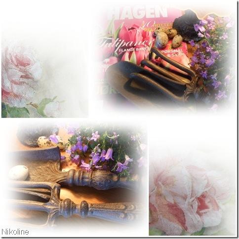 roser og redskap