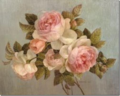 5158c~Antique-Roses-Posters