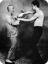 Bruce Lee & Yip Man