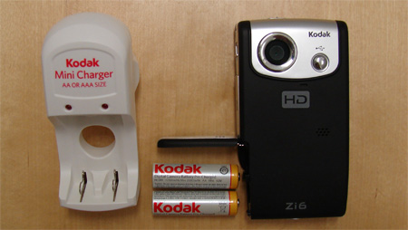 Kodak Zi6 Pocket Video Camera Review 3