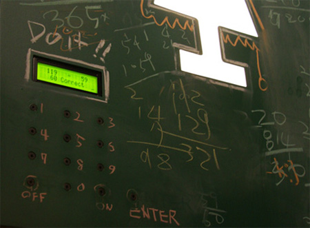 Math Based Lamp 3