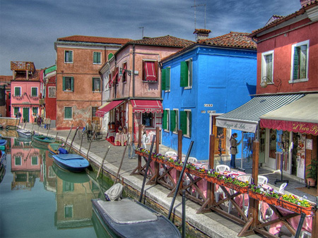 Burano Venice by MorBCN