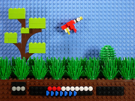 LEGO Duck Hunt 2