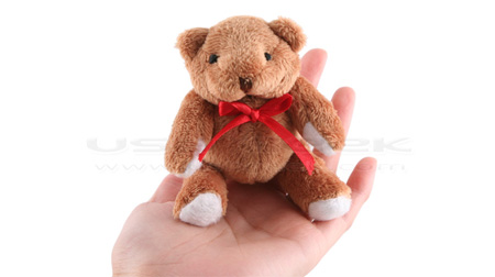 Teddy Bear USB Flash Drive 3