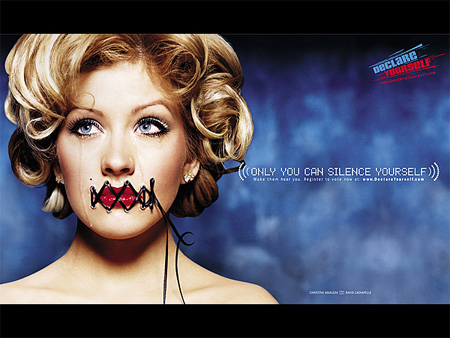 Only You Can Silence Yourself Campaign 3