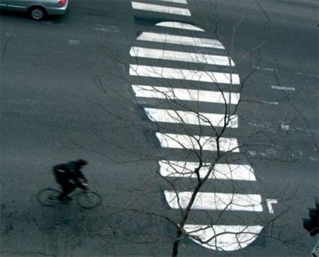 Pedestrian Street Art by Peter Gibson 8