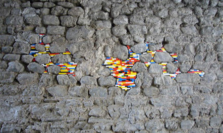 Ancient LEGO Walls