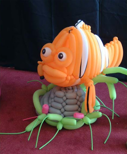 Creative Balloon Art 13