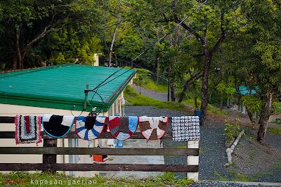 Life at camp