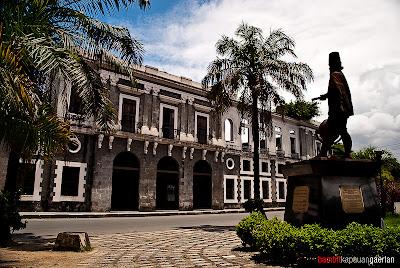 Intendencia on Intramuros