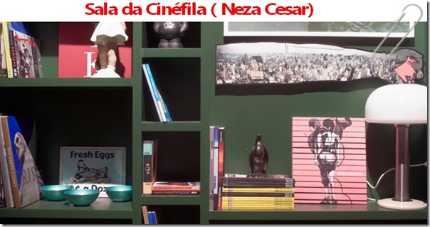 Sala da Cinéfila ( Neza Cesar)