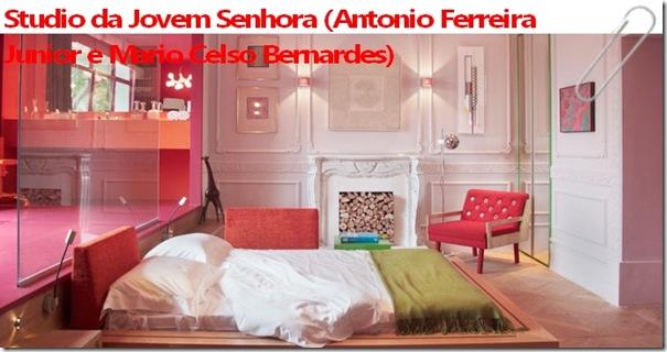 Studio da jovem Senhora (Antonio Ferreira Junior e Mario Celso Bernardes)
