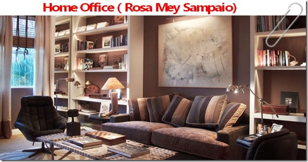Home Office ( Rosa Mey Sampaio)