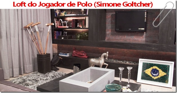 Loft do Jogador de Polo (Simone Goltcher)