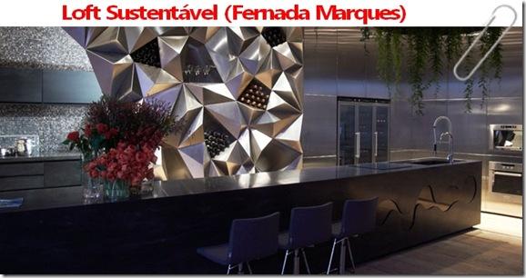Loft Sustentável (Fernada Marques)