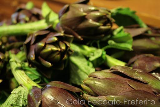 how to make fried artichoke hearts