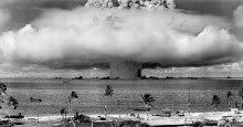 Explosión Nuclear en la Operación Crossroads
