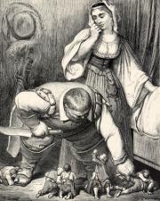 Pulgarcito (Gustave Doré)