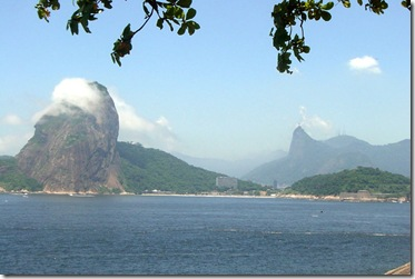 view from Niteroi