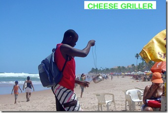 Cheese griller