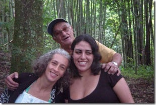 Lilian, Alfredo & Mariana