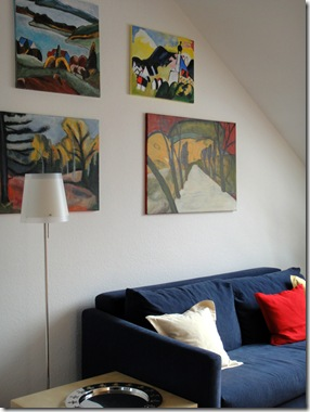 Anke's paintings