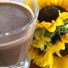 Banana Cocoa Smoothie