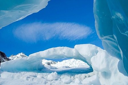 Fox and Franz Josef Glaciers