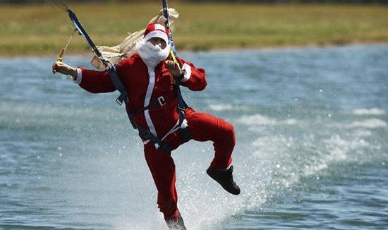 02-Santa-Off-His-Sleigh-skydiving-lifestyle