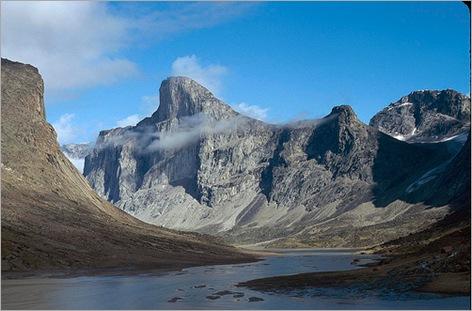 Mount Thor, Baffin Island, Nunavut, Canada