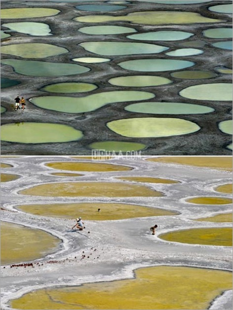 Kliluk, The Spotted Lake
