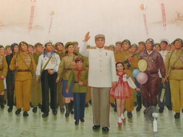 Fotos de las Crónicas de Un Viaje a Corea Museo%20de%20la%20Guerra%20%28Decoraci%C3%B3n%20Entrada%29